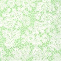 Servietter_ Pretty_Lace_light_green